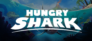 hungry,shark